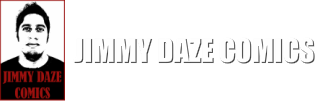JIMMY DAZE COMICS